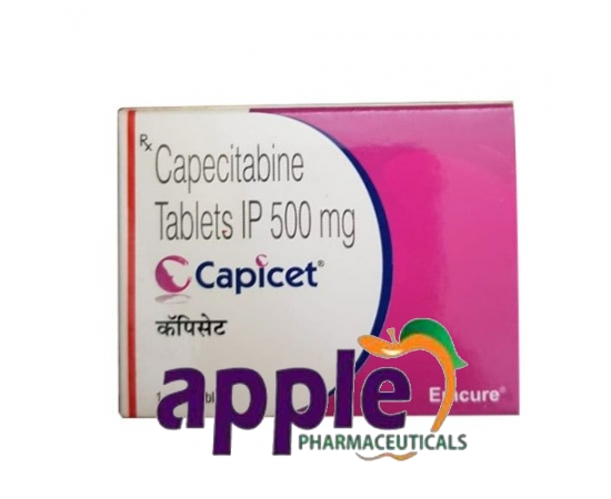 Capicet 500mg Image 2