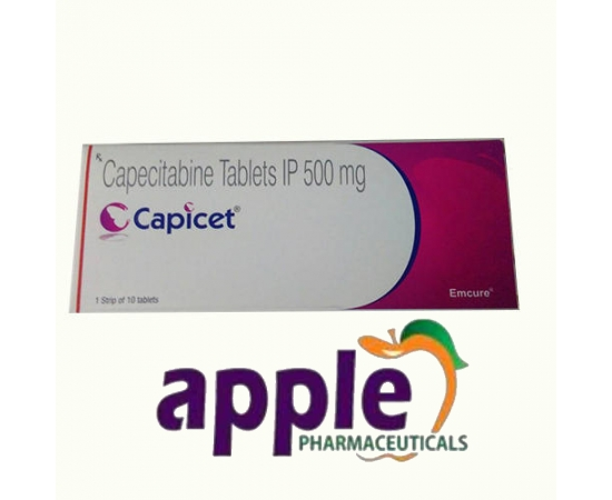 Capicet 500mg Image 1
