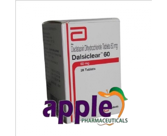 Dalsiclear 60mg Image 1